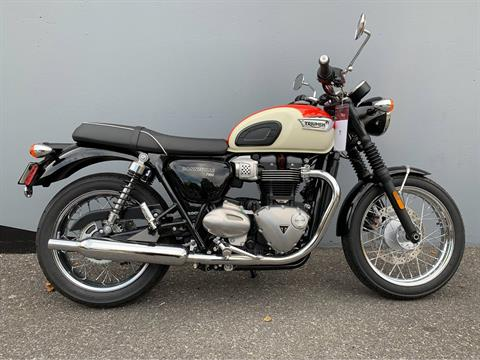 2019 Triumph Bonneville T100 in San Jose, California - Photo 1
