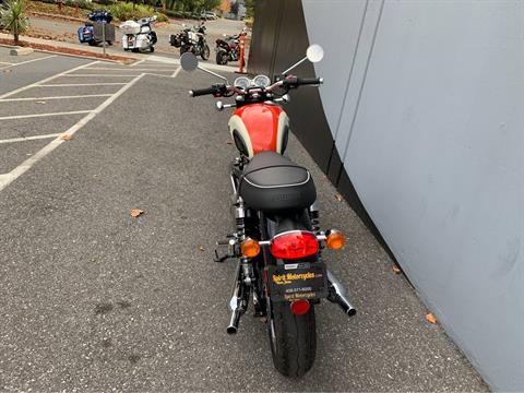2019 Triumph Bonneville T100 in San Jose, California - Photo 4