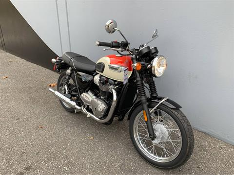 2019 Triumph Bonneville T100 in San Jose, California - Photo 8