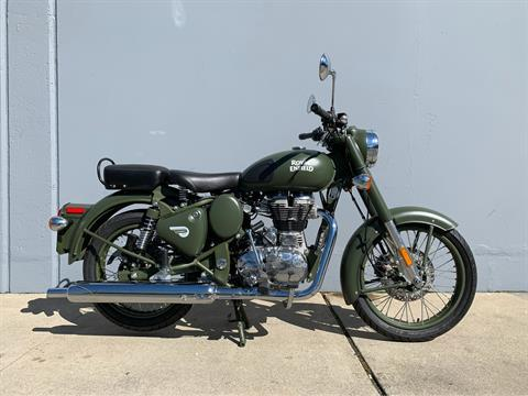 2018 Royal Enfield Classic Military ABS in San Jose, California