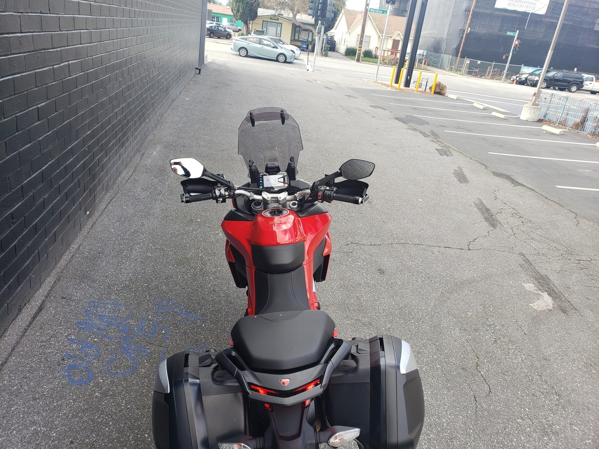 2016 Ducati Multistrada 1200 S in San Jose, California - Photo 6
