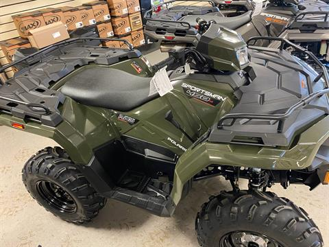 2021 Polaris Sportsman 450 H.O. EPS in Wapwallopen, Pennsylvania