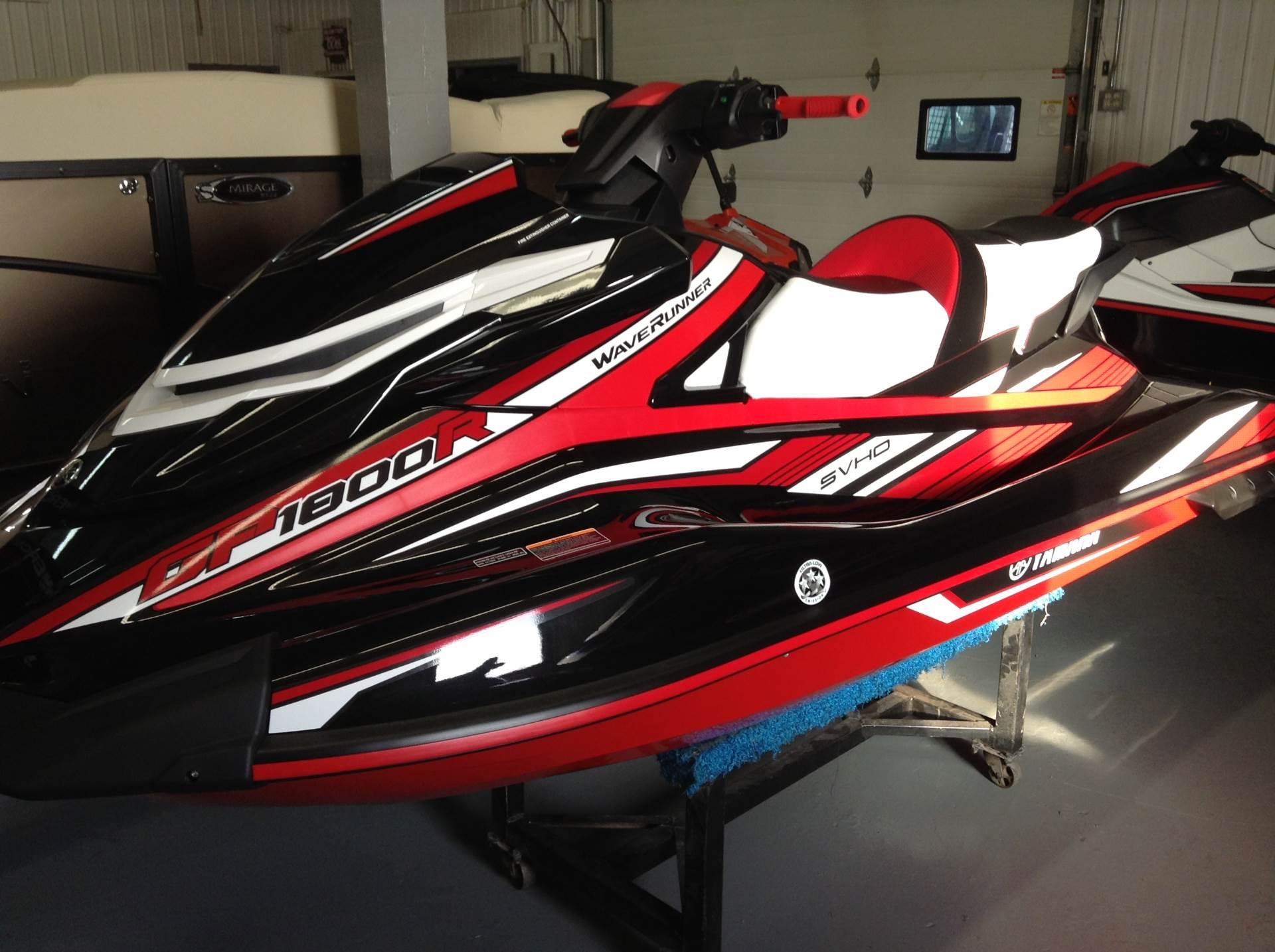 2019 Yamaha GP1800R in Hutchinson, Minnesota