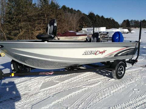 2018 Alumacraft COMP 165 TILLER in Hutchinson, Minnesota