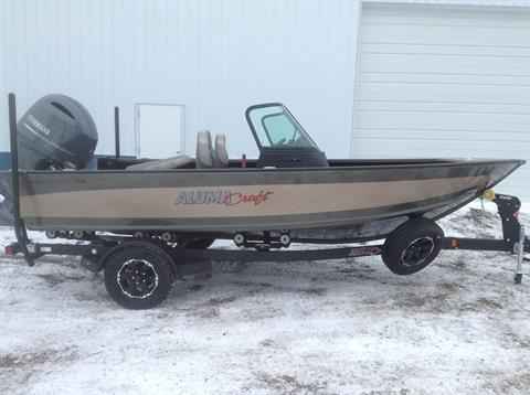 2019 Alumacraft COMP 175 SP in Hutchinson, Minnesota