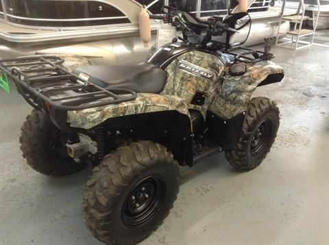 2012 Yamaha Grizzly 700 EPS in Hutchinson, Minnesota