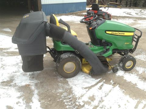 2009 John Deere X300 in Hutchinson, Minnesota - Photo 4