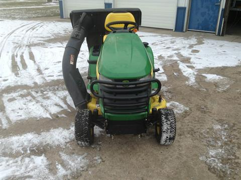 2009 John Deere X300 in Hutchinson, Minnesota - Photo 6