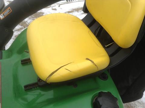 2009 John Deere X300 in Hutchinson, Minnesota - Photo 7