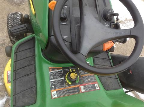 2009 John Deere X300 in Hutchinson, Minnesota - Photo 8