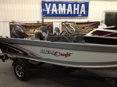 2018 Alumacraft Competitor 165 CS in Hutchinson, Minnesota