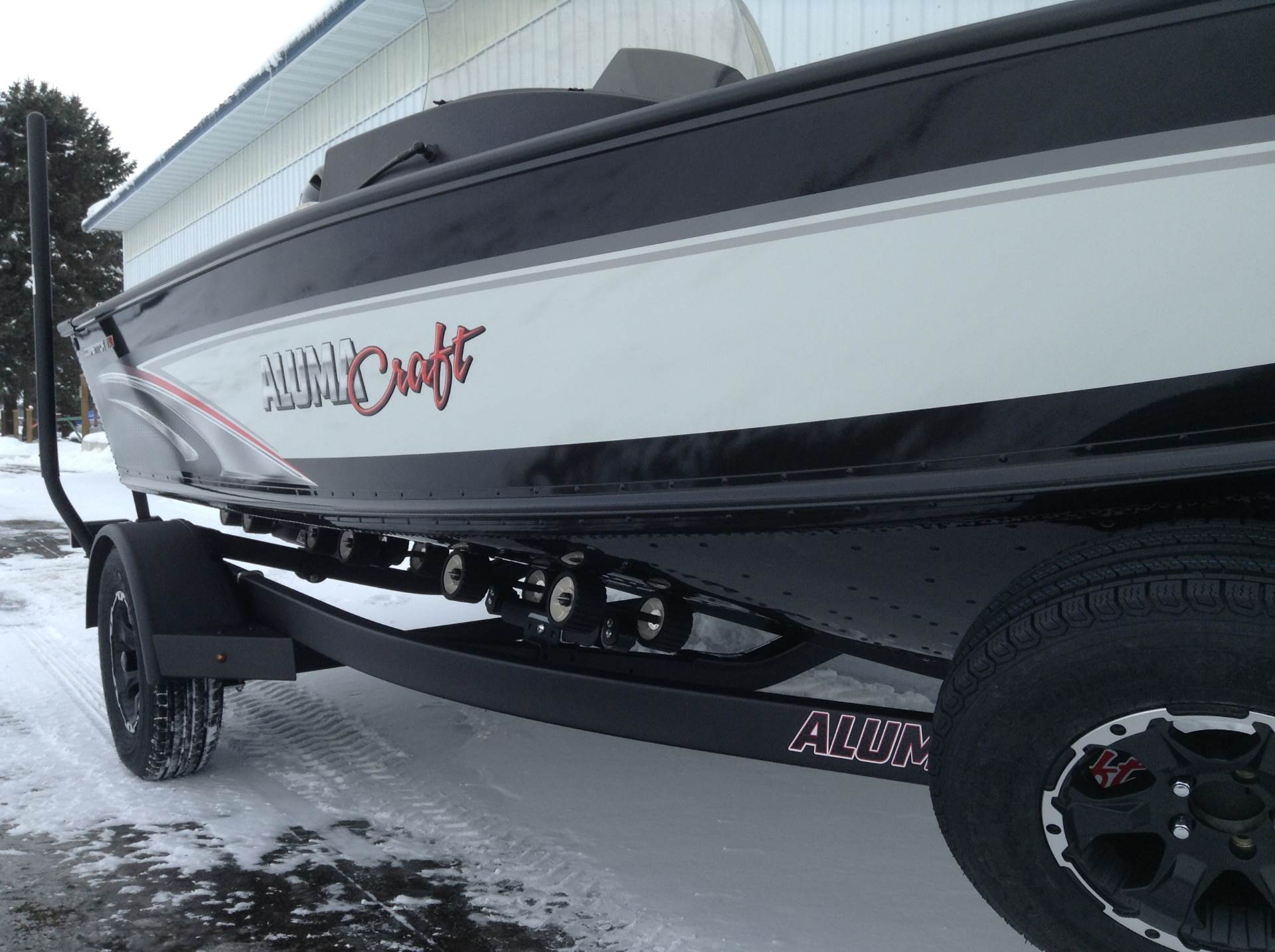 2019 Alumacraft Competitor 175 CS in Hutchinson, Minnesota - Photo 11