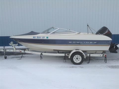 1996 Bayliner Capri LS1700 in Hutchinson, Minnesota
