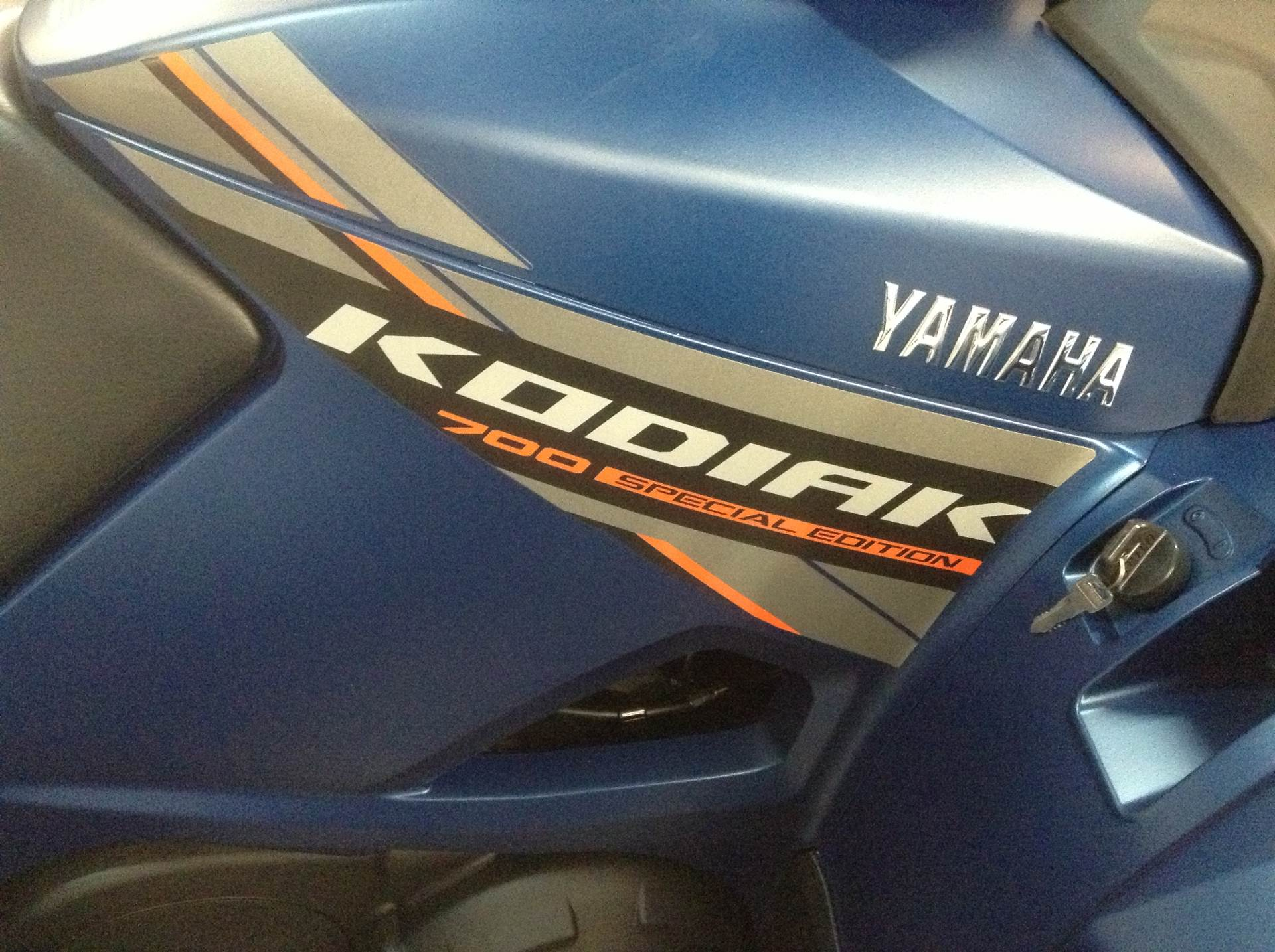 2019 Yamaha Kodiak 700 EPS SE 2