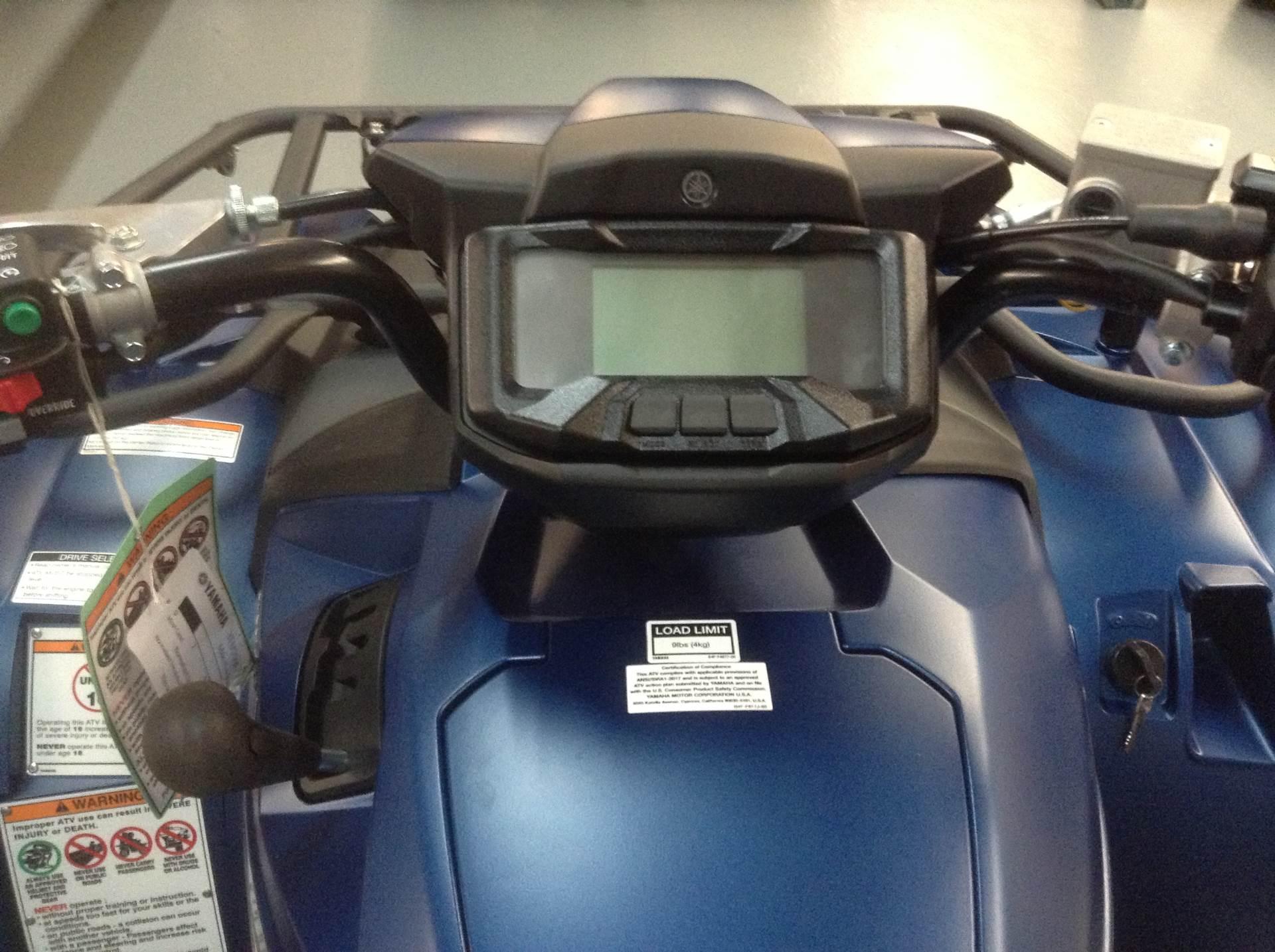 2019 Yamaha Kodiak 700 EPS SE 3