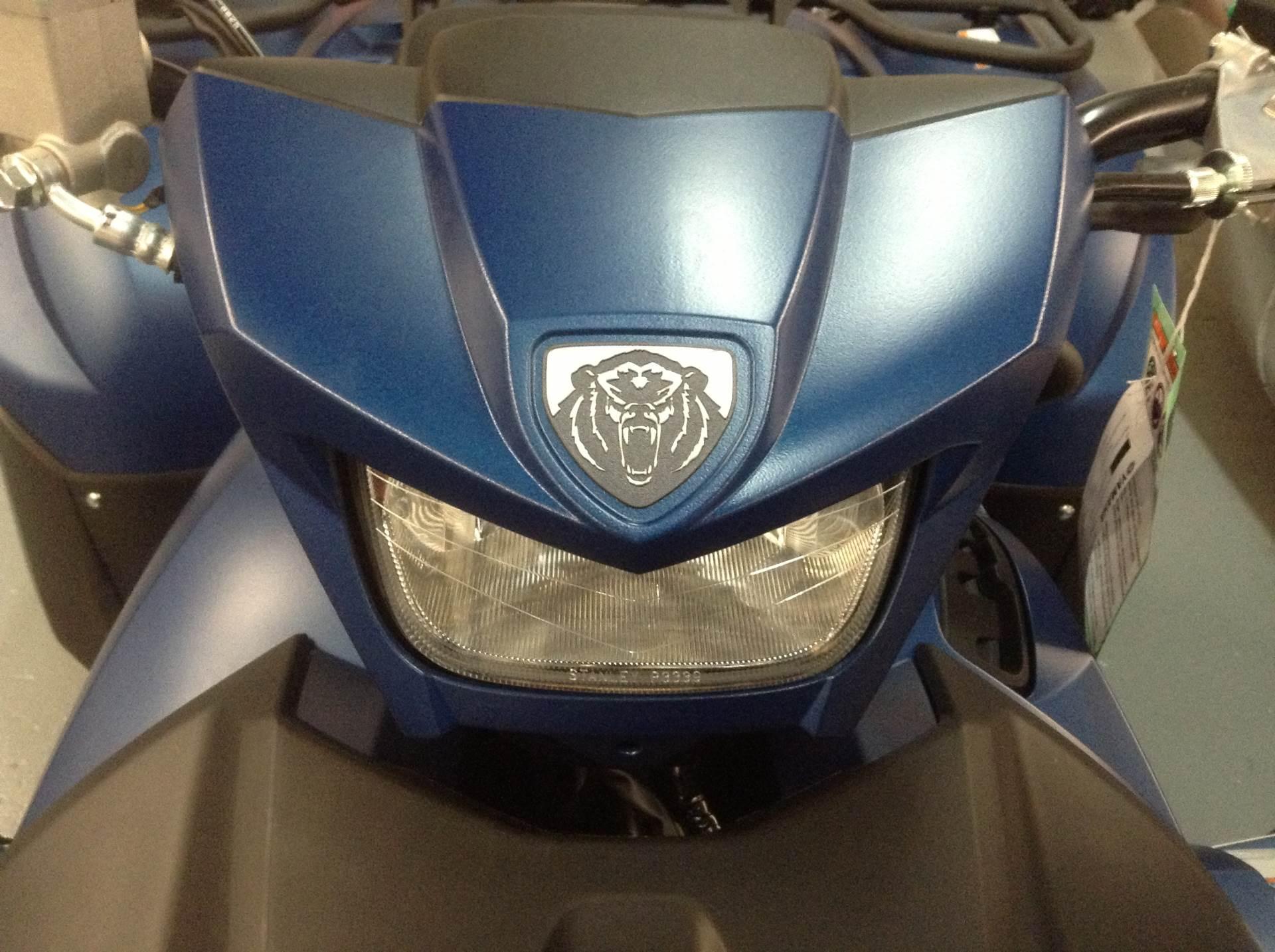 2019 Yamaha Kodiak 700 EPS SE 6