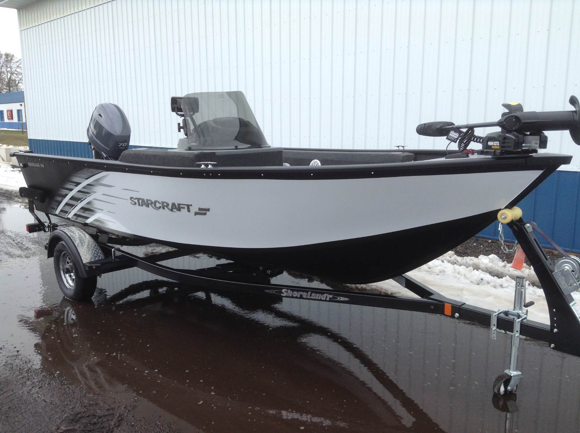 2019 StarCraft Renegade 168SC in Hutchinson, Minnesota