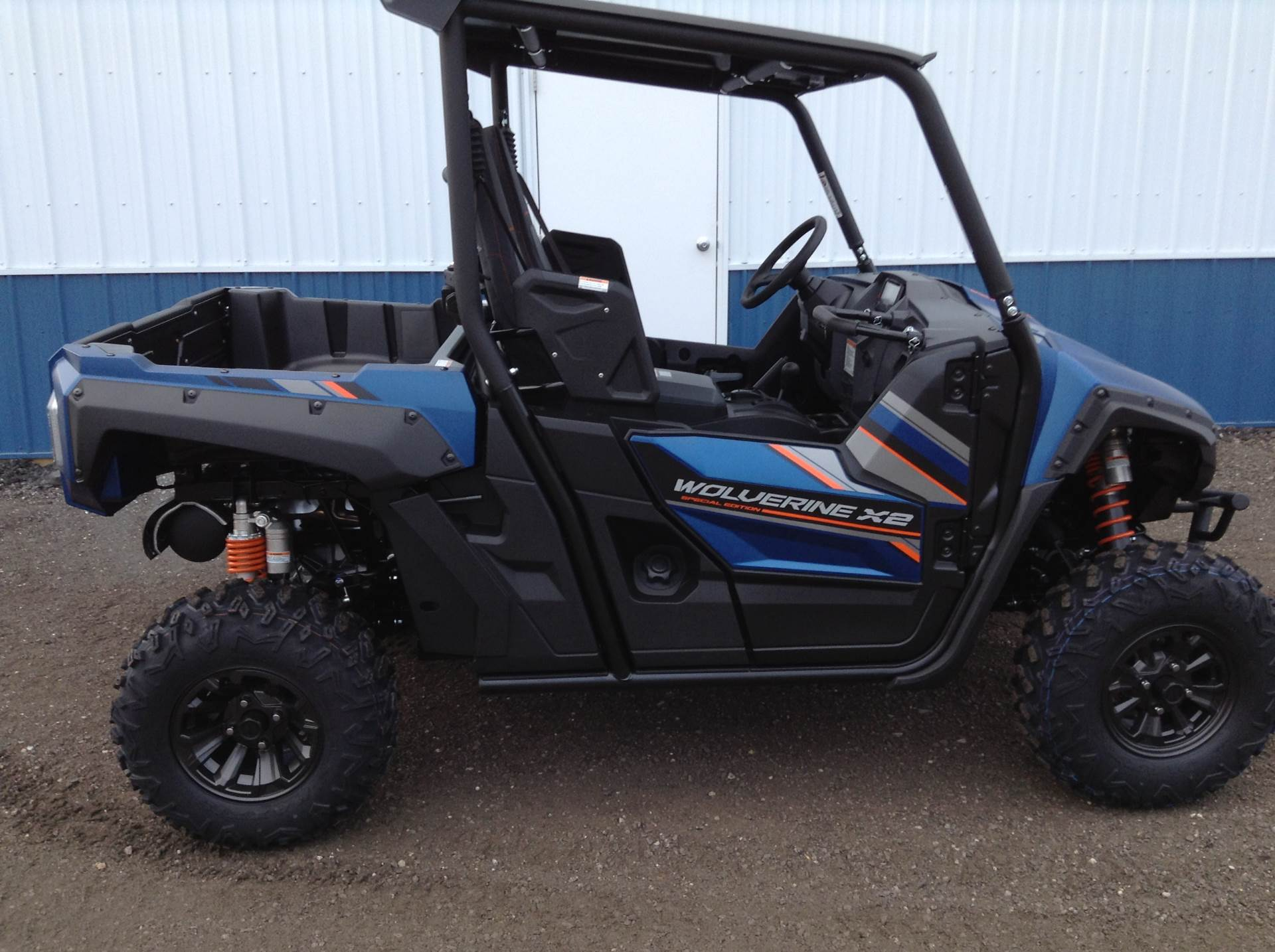 2019 Yamaha Wolverine X2 R-Spec SE in Hutchinson, Minnesota - Photo 1