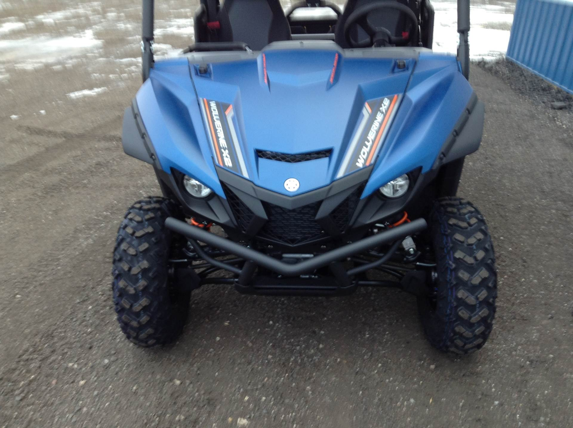 2019 Yamaha Wolverine X2 R-Spec SE in Hutchinson, Minnesota - Photo 2