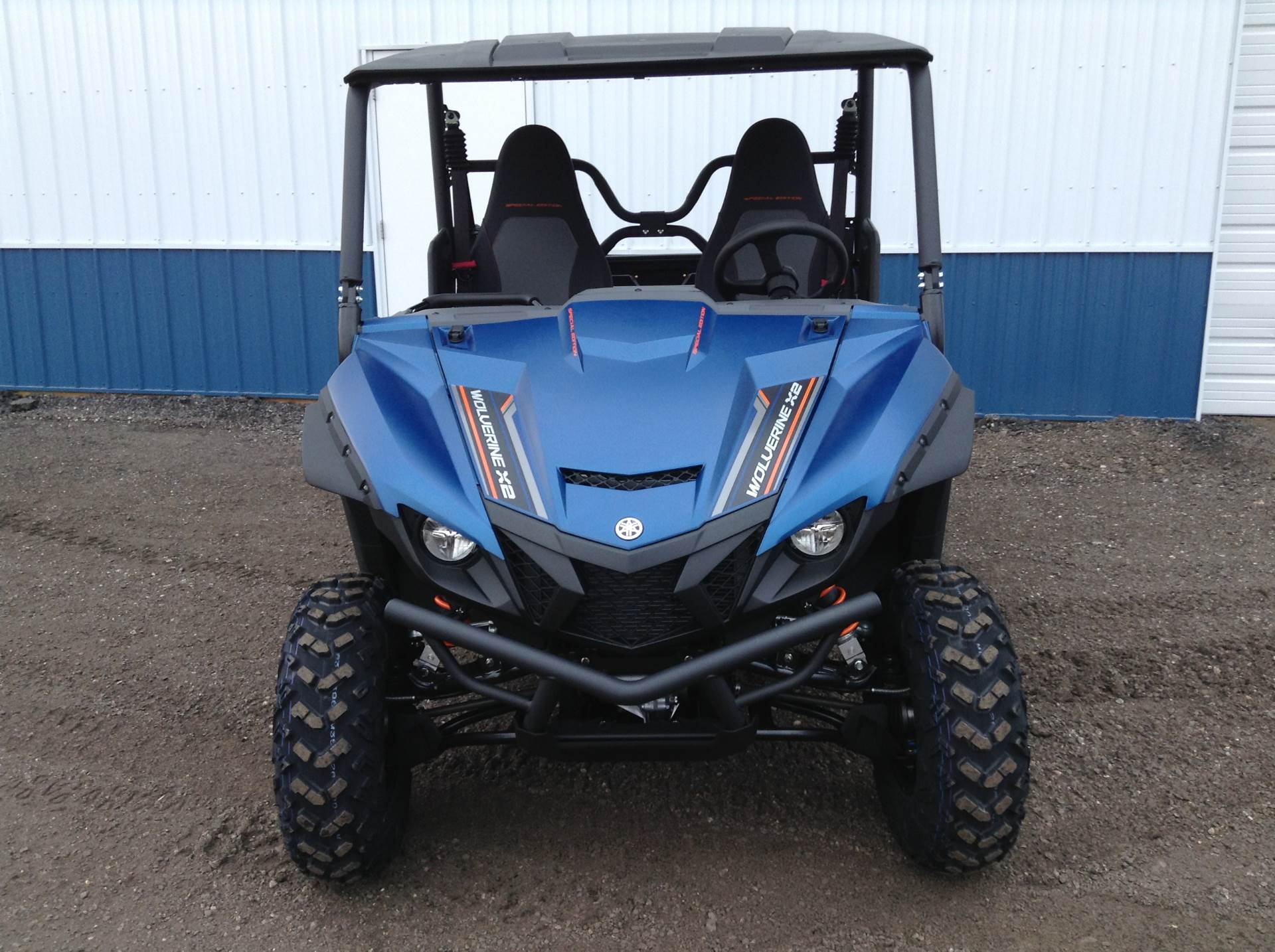 2019 Yamaha Wolverine X2 R-Spec SE in Hutchinson, Minnesota - Photo 3