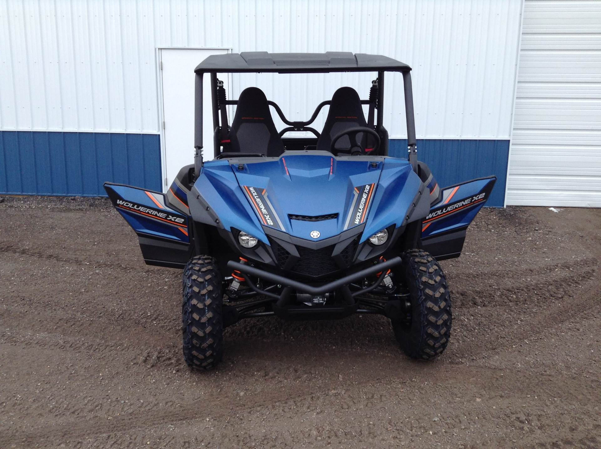 2019 Yamaha Wolverine X2 R-Spec SE in Hutchinson, Minnesota - Photo 4
