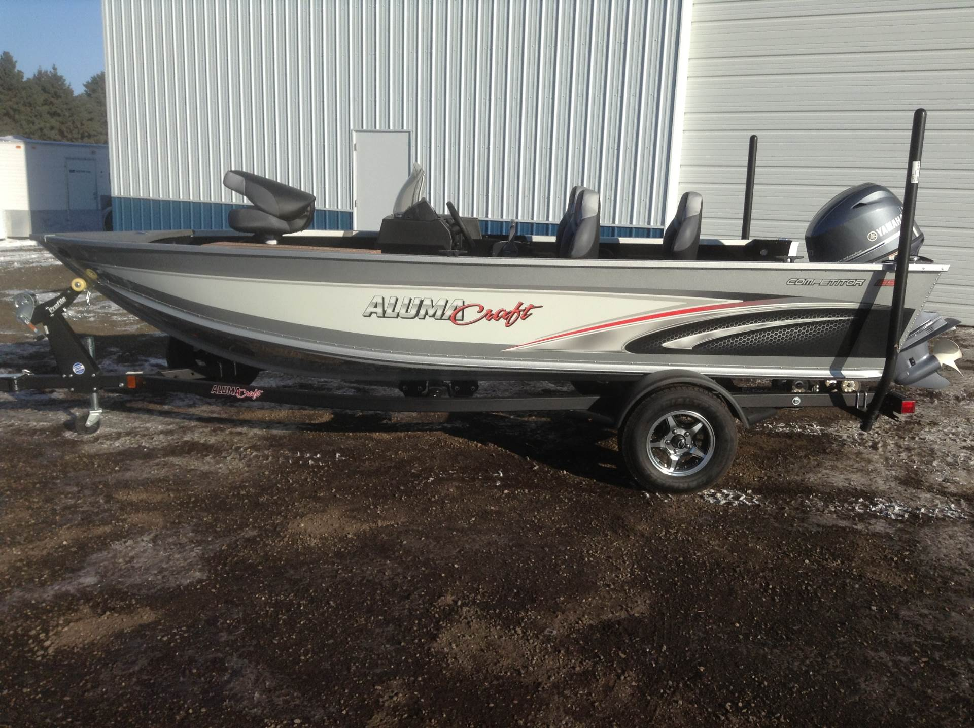 2019 Alumacraft COMP 165 CS in Hutchinson, Minnesota