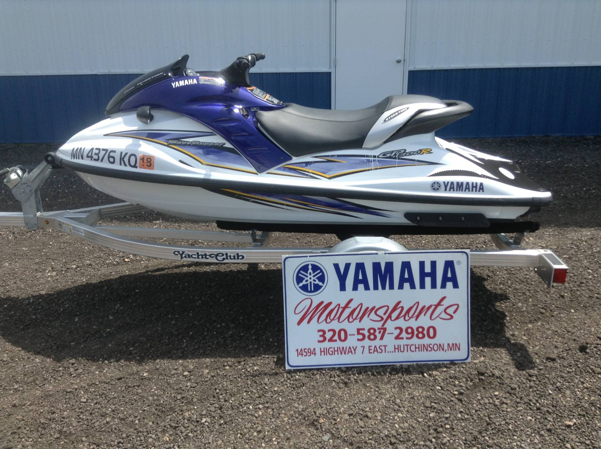 2004 Yamaha gp 1300 r in Hutchinson, Minnesota