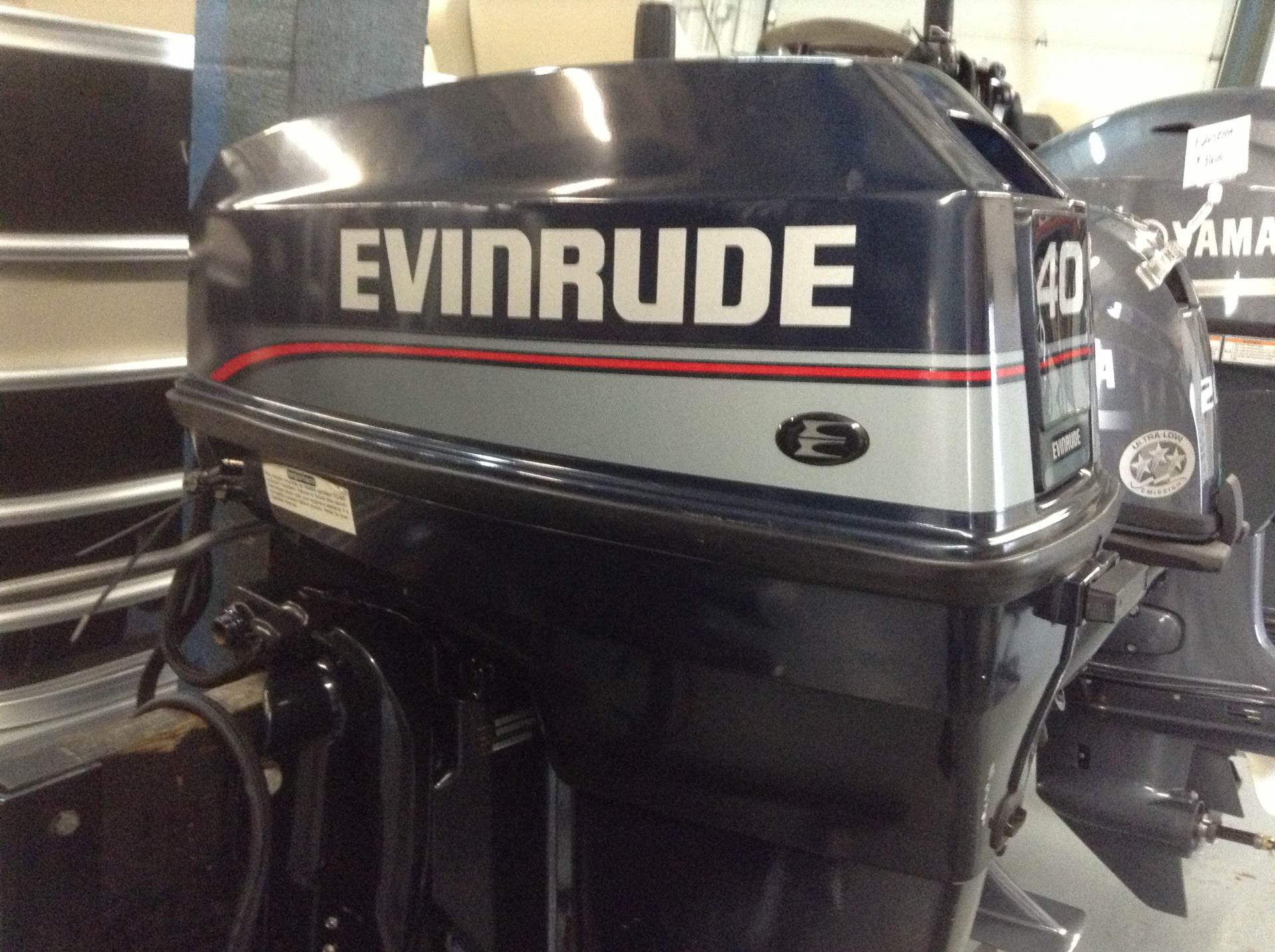 0 Evinrude E40TLEOD in Hutchinson, Minnesota