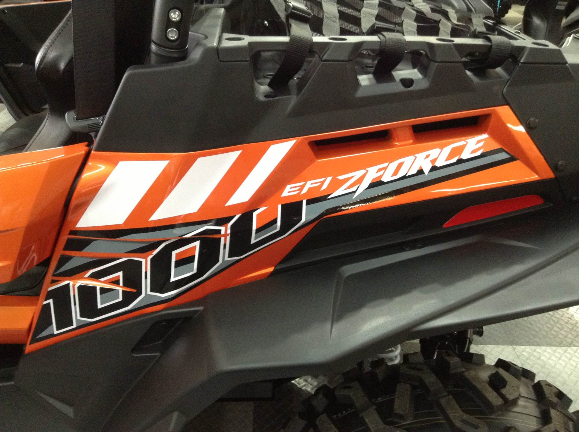 2018 CFMOTO Z-Force 1000 EPS in Hutchinson, Minnesota