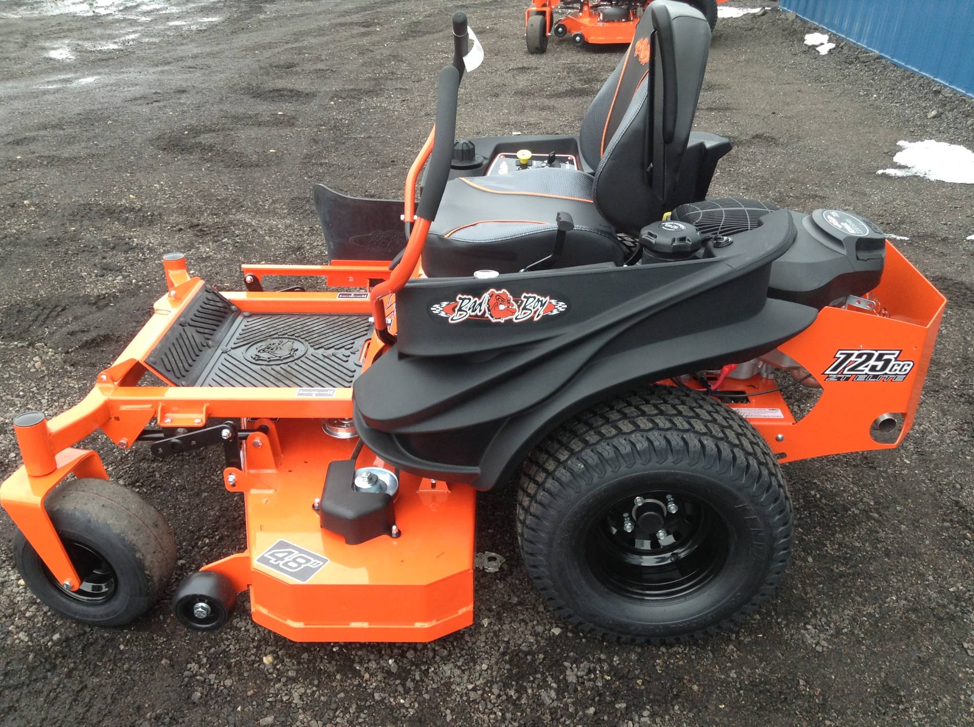 2018 Bad Boy Mowers ZT ELITE 48 in Hutchinson, Minnesota - Photo 1