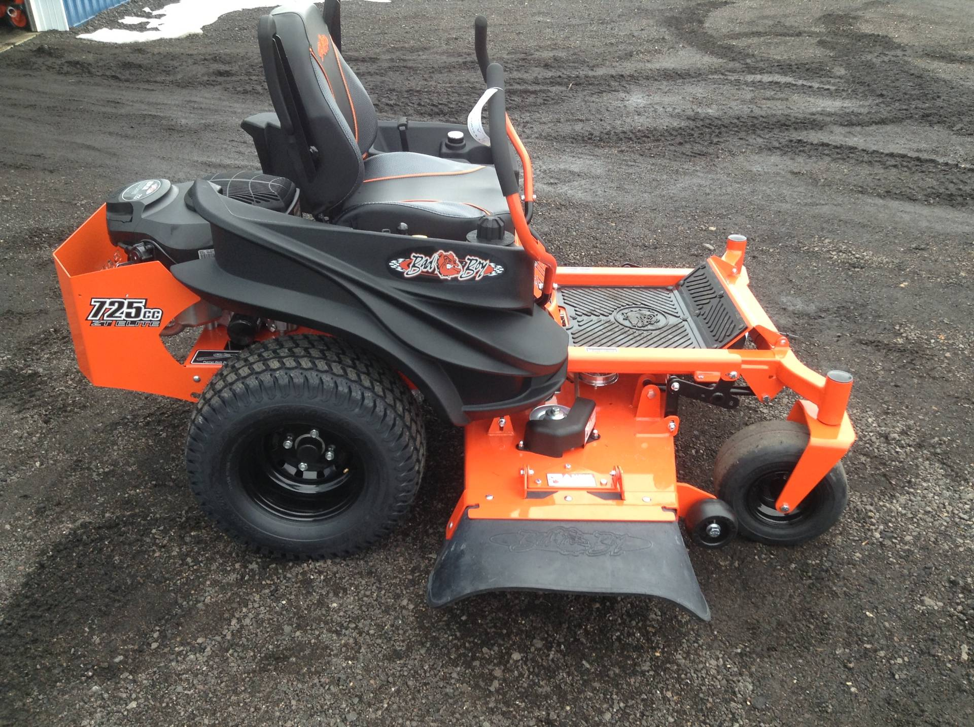 2018 Bad Boy Mowers ZT ELITE 48 in Hutchinson, Minnesota - Photo 3