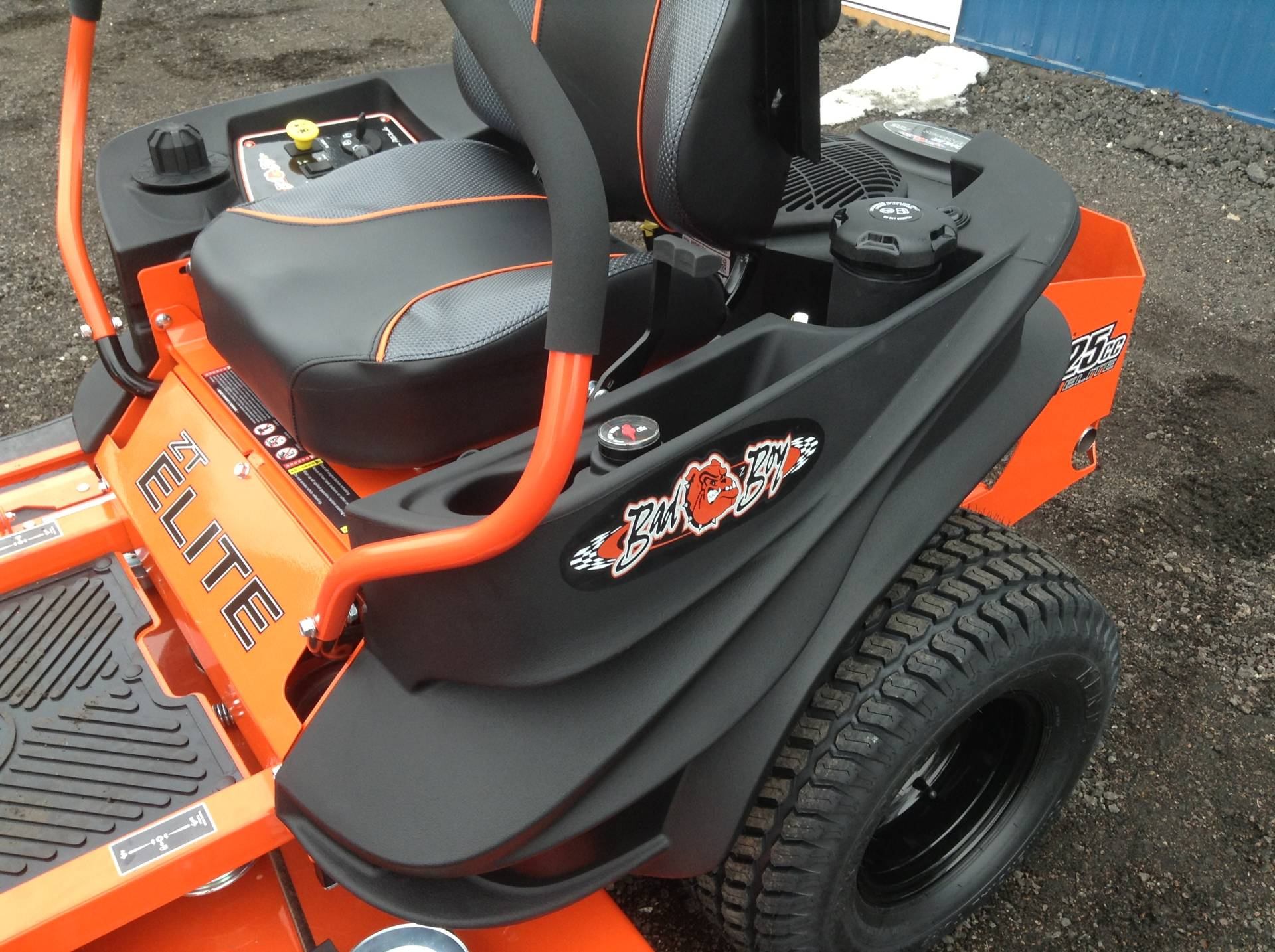 2018 Bad Boy Mowers ZT ELITE 48 in Hutchinson, Minnesota - Photo 11