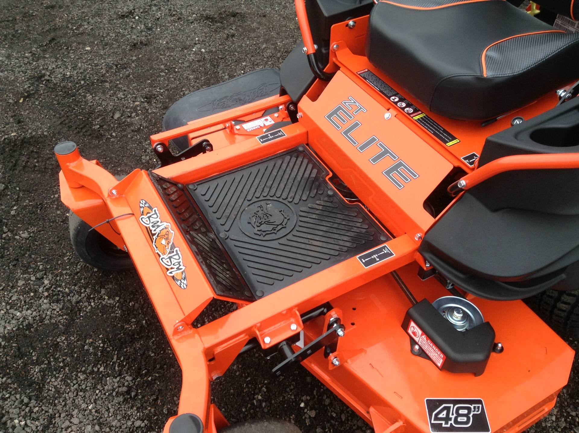 2018 Bad Boy Mowers ZT ELITE 48 in Hutchinson, Minnesota - Photo 12
