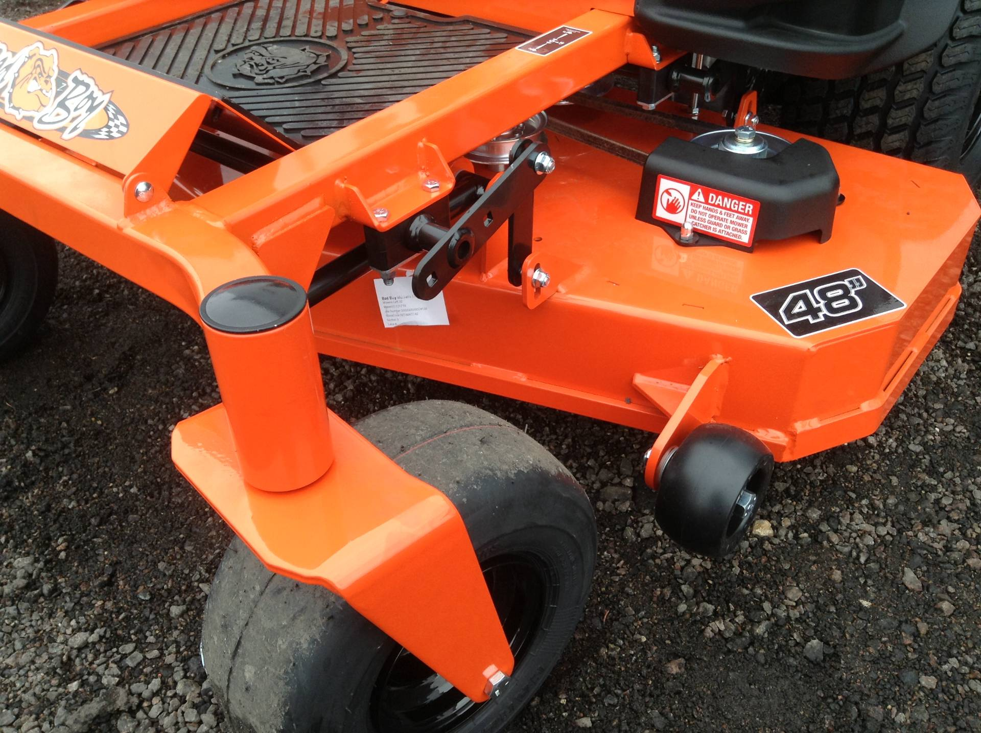 2018 Bad Boy Mowers ZT ELITE 48 in Hutchinson, Minnesota - Photo 16