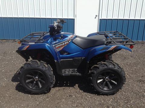 2019 Yamaha Grizzly EPS SE in Hutchinson, Minnesota