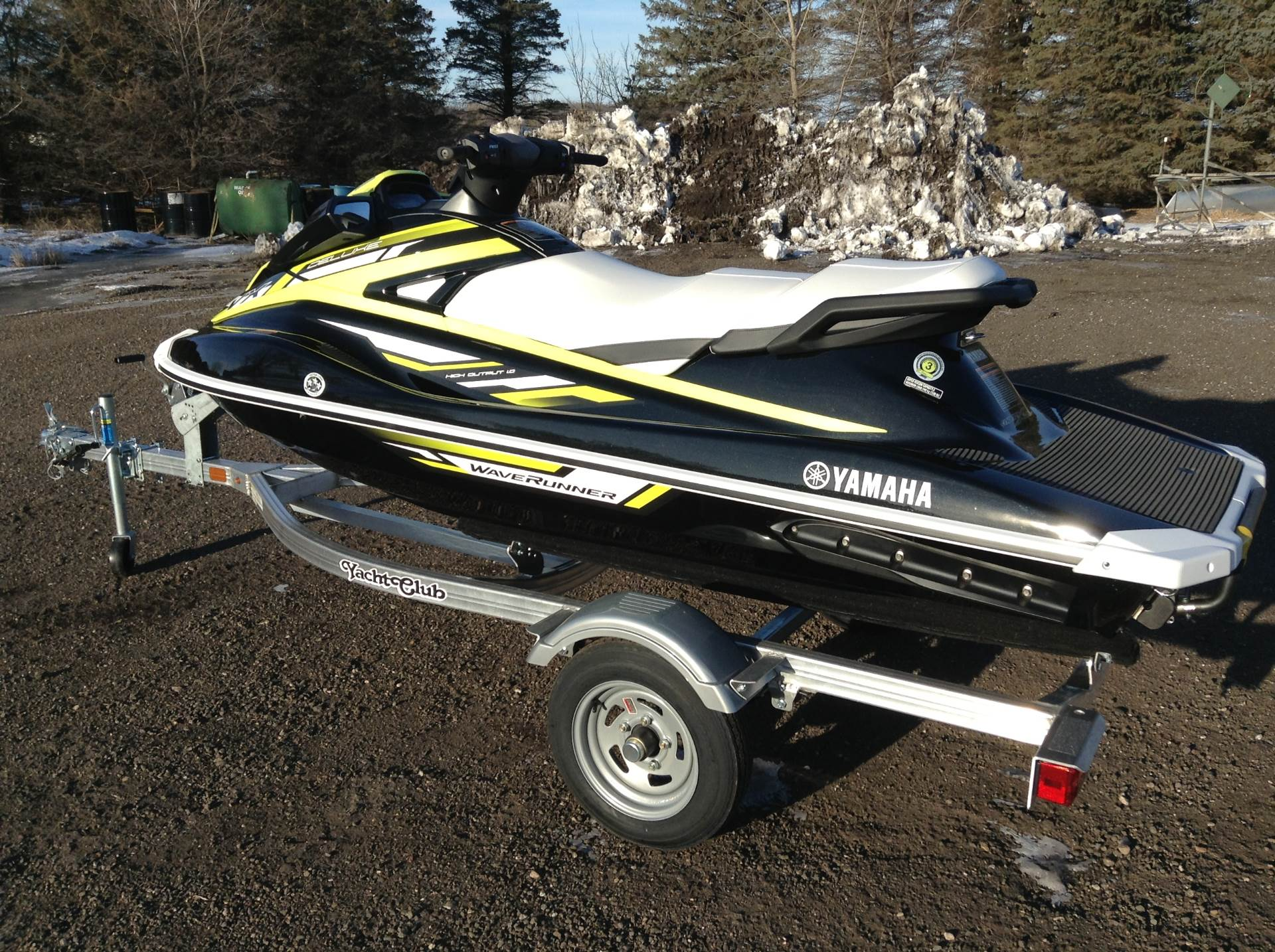 2019 Yamaha VX Deluxe for sale 1562
