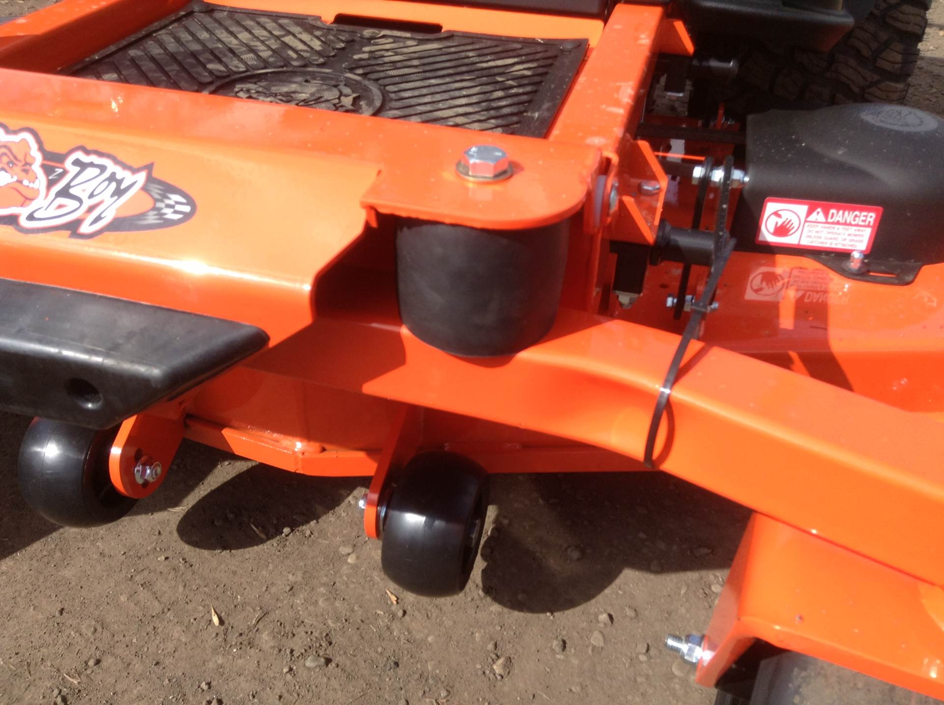 "2019 Bad Boy Mowers Maverick 60"" in Hutchinson, Minnesota - Photo 20"