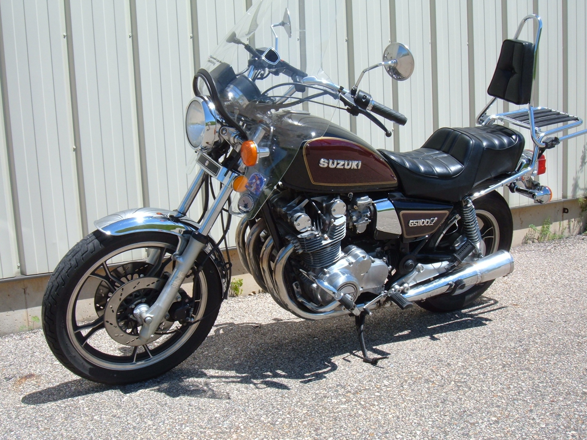 1982 Suzuki GS1100L in Verona, Wisconsin