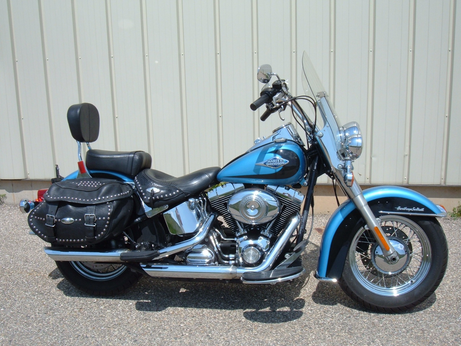 2011 Harley-Davidson Heritage Softail® Classic in Verona, Wisconsin
