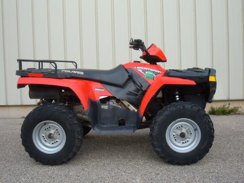 2008 Polaris Sportsman® 500 H.O. in Verona, Wisconsin