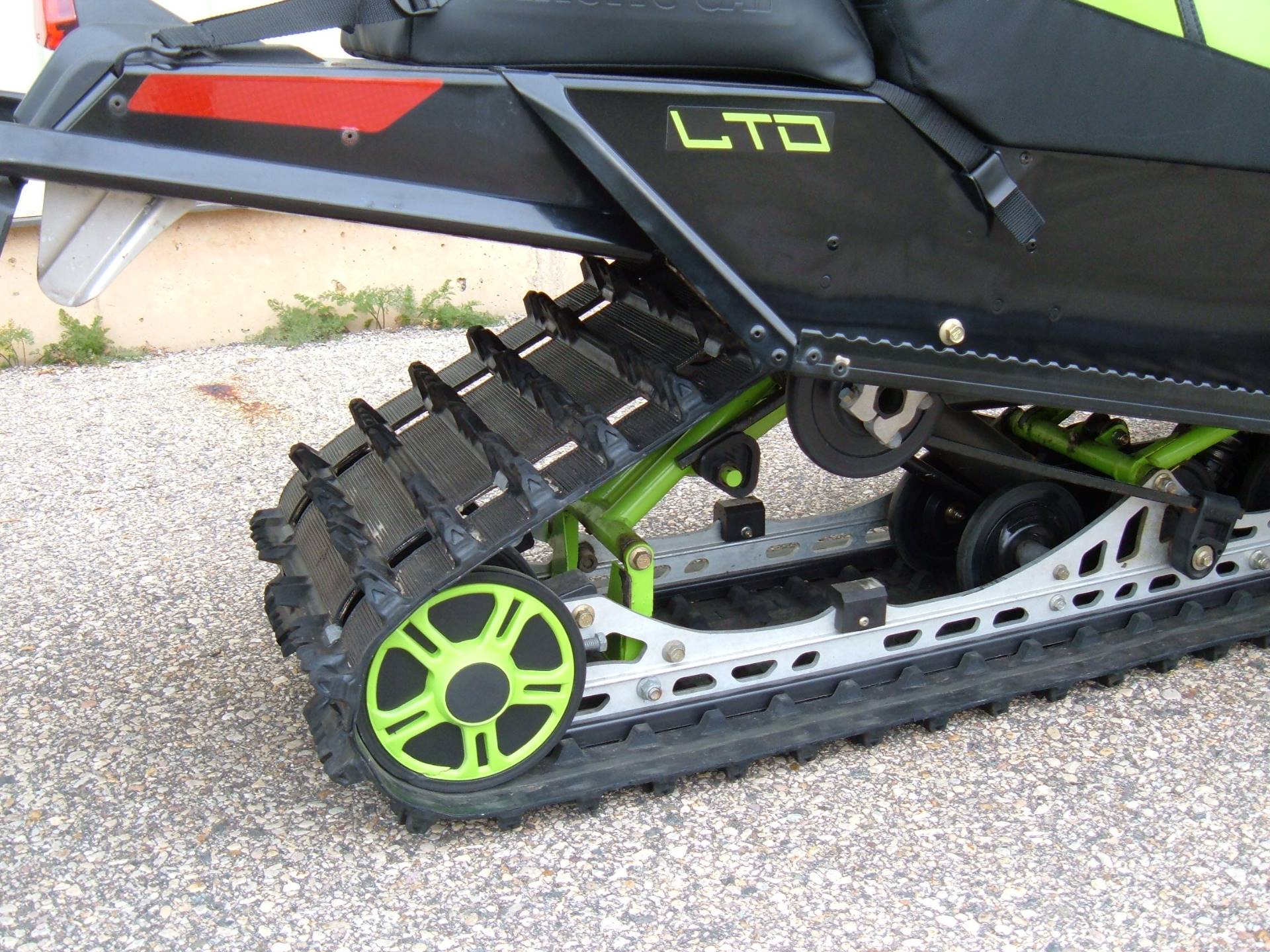 2011 Arctic Cat F8 LXR Sno Pro® Limited in Verona, Wisconsin