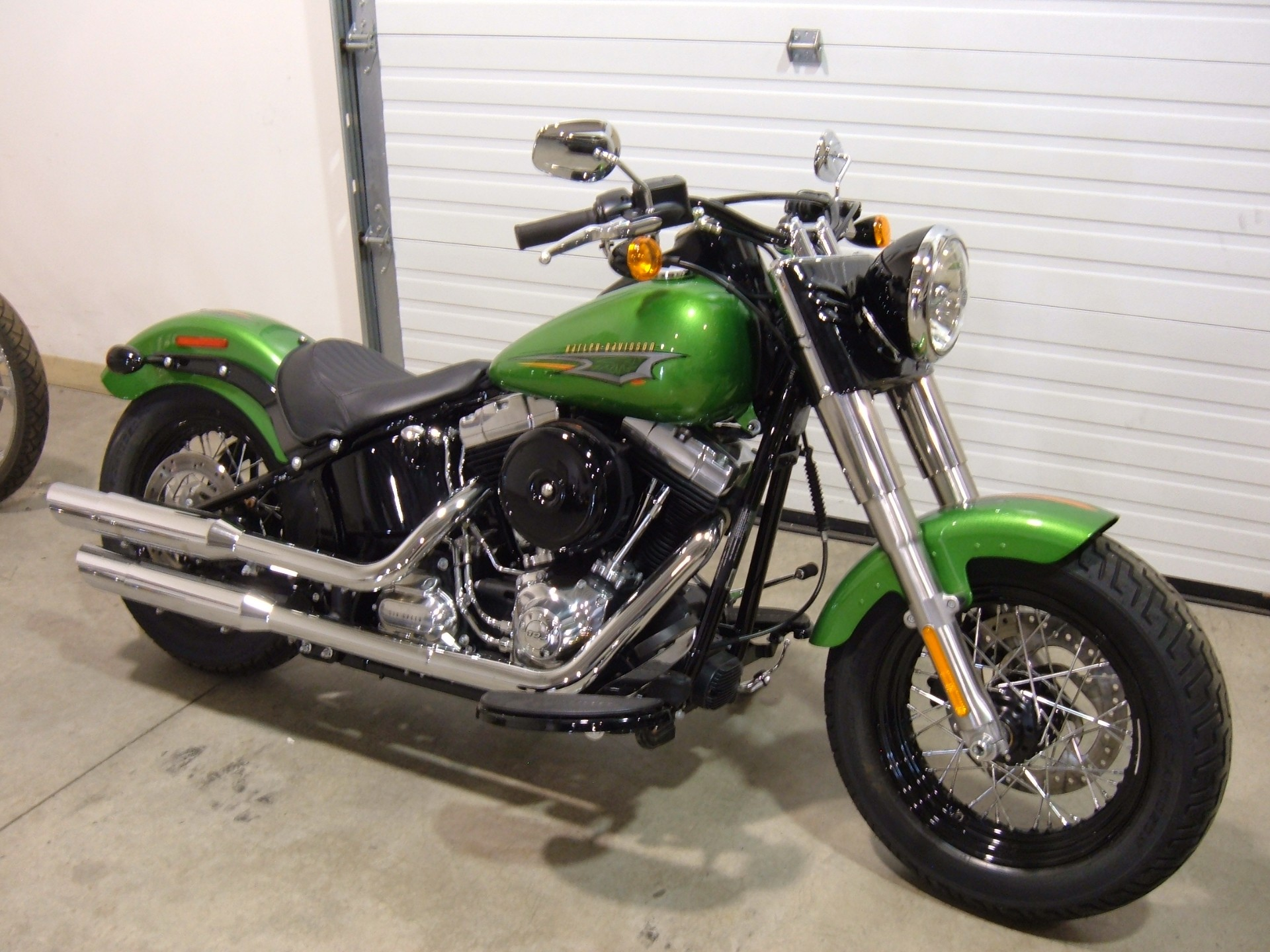 2015 Harley-Davidson Softail Slim® in Verona, Wisconsin