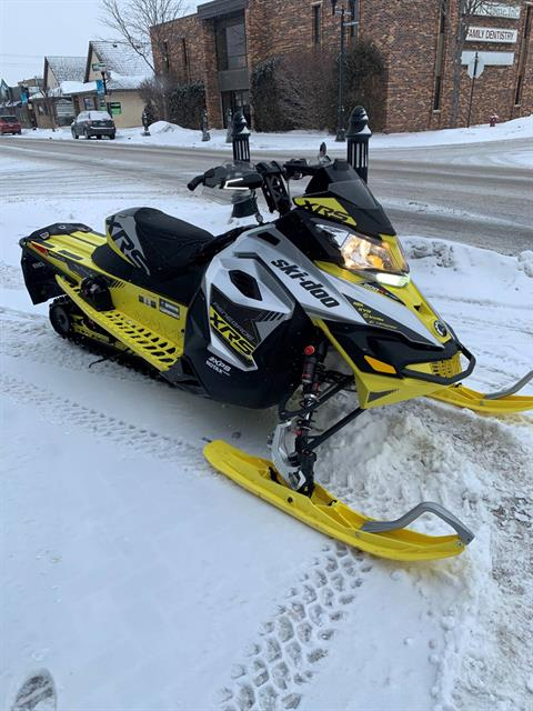 "2016 Ski-Doo Renegade X-RS 800R E-TEC ES w/ Adj. pkg, Ripsaw 1.5"" in Osseo, Minnesota - Photo 3"
