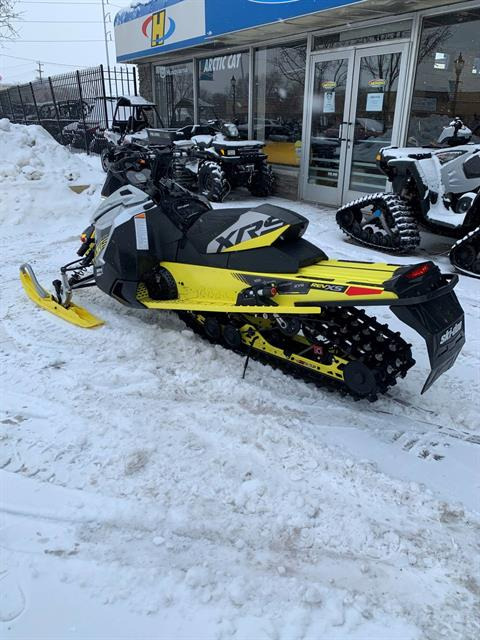 "2016 Ski-Doo Renegade X-RS 800R E-TEC ES w/ Adj. pkg, Ripsaw 1.5"" in Osseo, Minnesota - Photo 5"