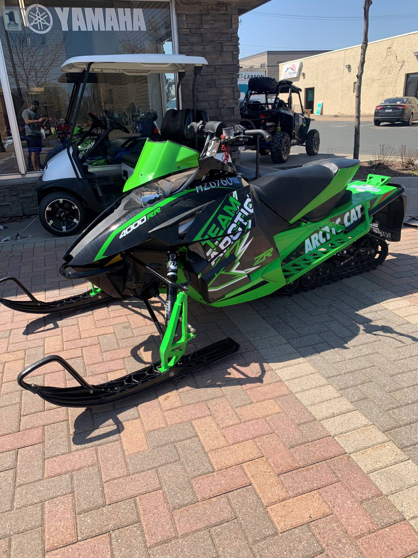 2015 Arctic Cat ZR 4000 RR in Osseo, Minnesota - Photo 1