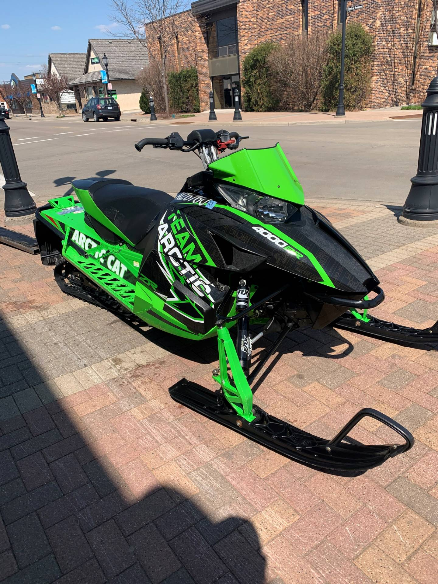 2015 Arctic Cat ZR 4000 RR in Osseo, Minnesota - Photo 2