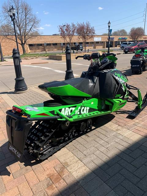 2015 Arctic Cat ZR 4000 RR in Osseo, Minnesota - Photo 3