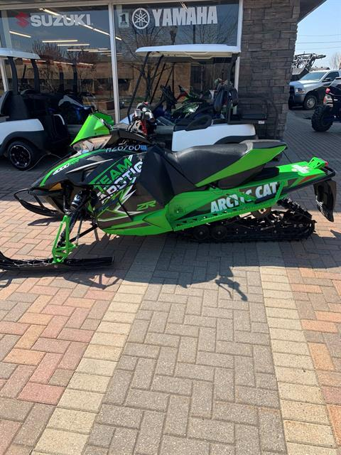2015 Arctic Cat ZR 4000 RR in Osseo, Minnesota - Photo 5