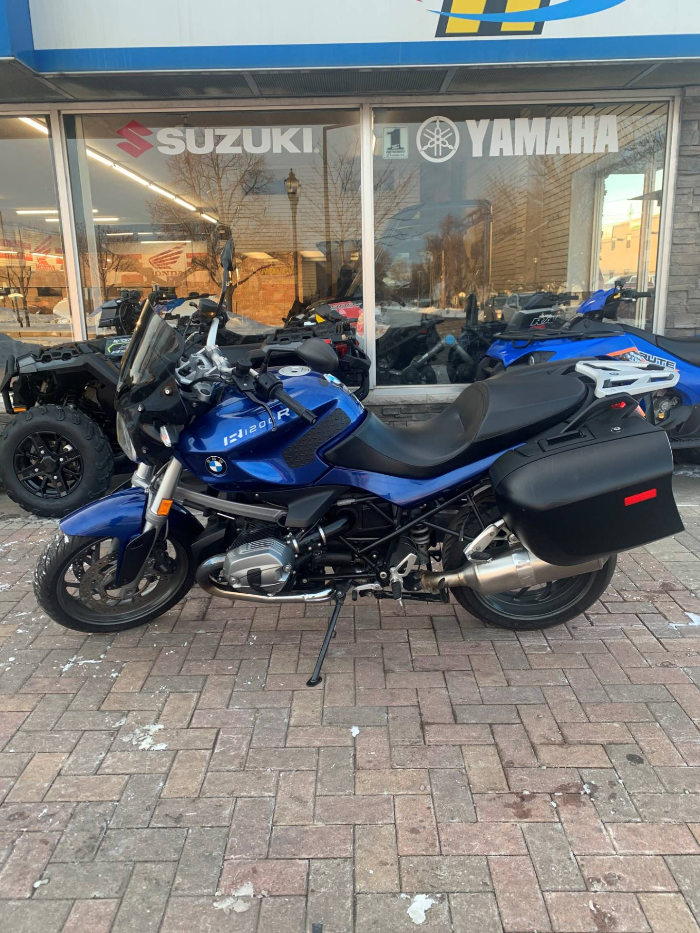 2013 BMW R 1200 R in Osseo, Minnesota - Photo 2