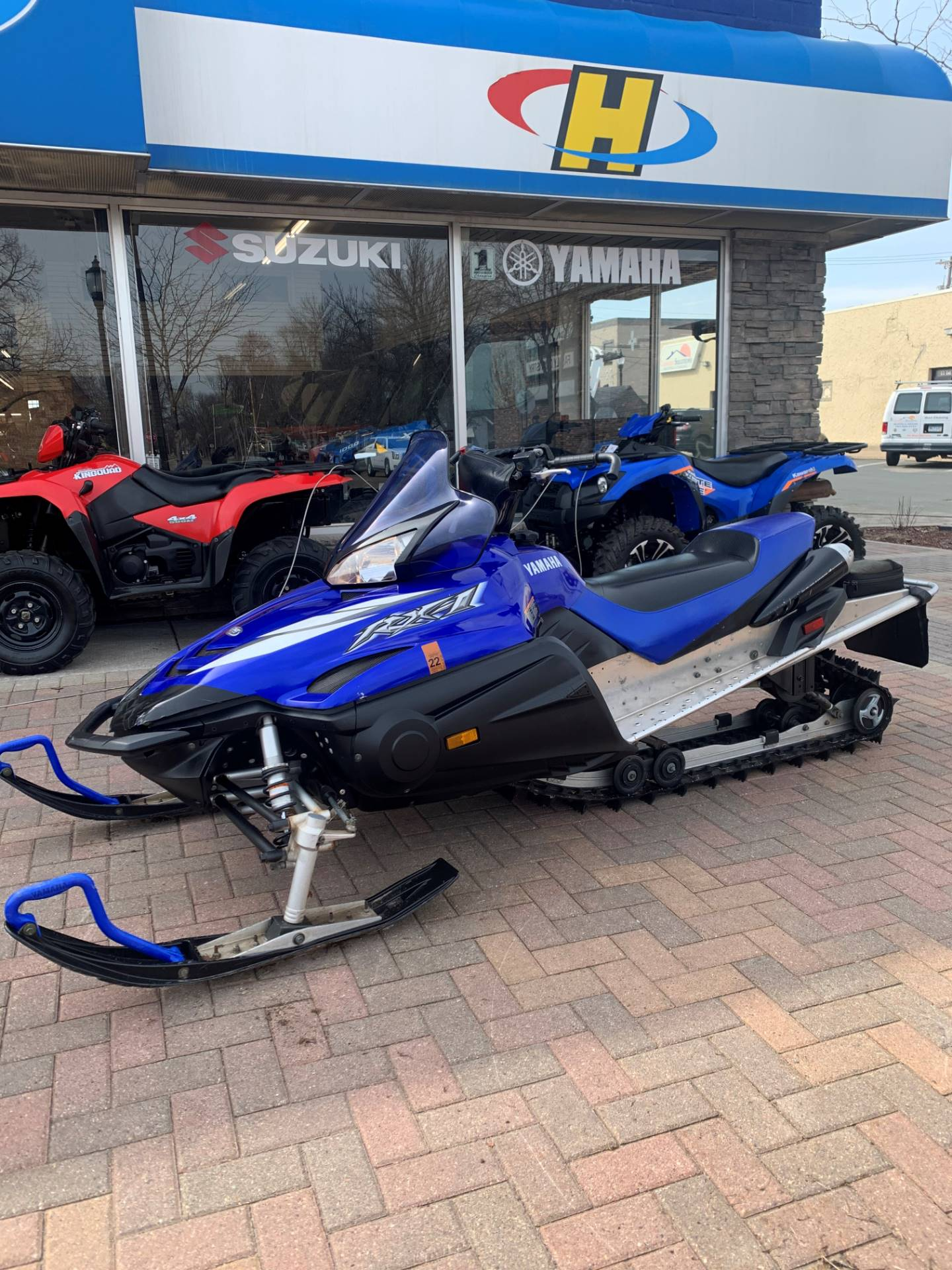 2003 Yamaha RX - 1 in Osseo, Minnesota - Photo 1